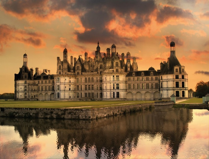 Viaggio guidato di parigi e castelli della loira in pullman - Agenzie immobiliari francia ...
