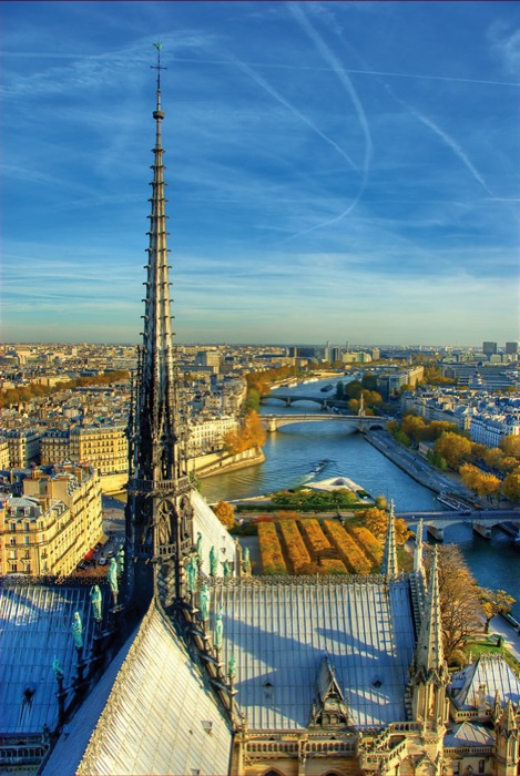 Tour Parigi Reale E Aristocratica
